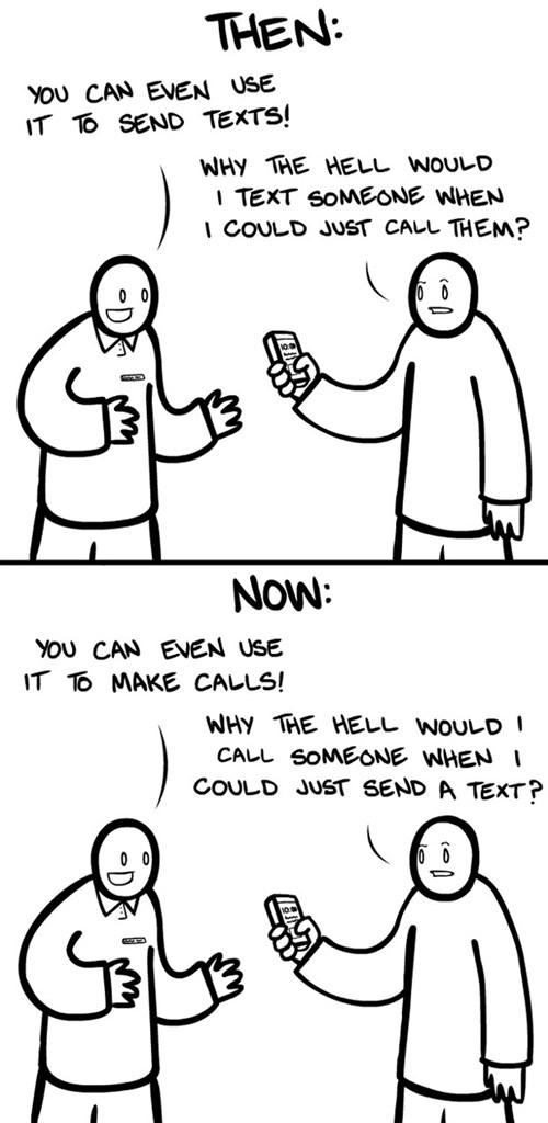 Puhelimen oikea tarkoitus