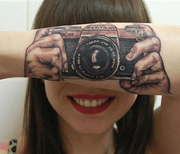 Snapshot tatuointi