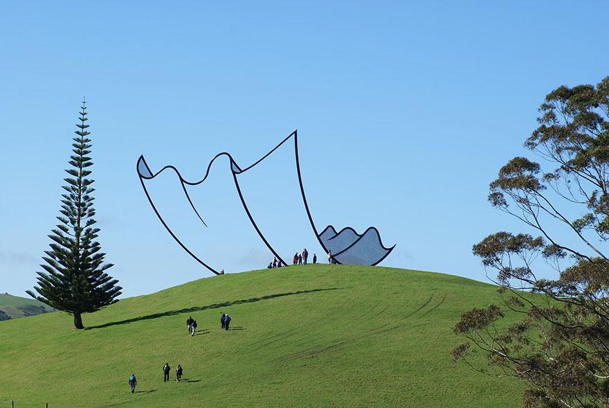 Taidetta Uudessa Seelannissa