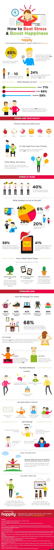 Kuinka päästä stressistä eroon ja kohti onnellisempaa elämää
